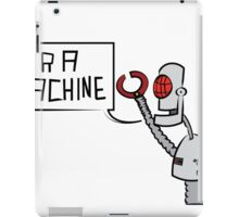 U R A MACHINE iPad Case/Skin