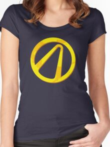 Borderlands 2 Women's Fitted Scoop T-Shirt