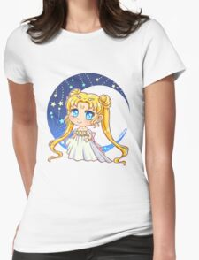Sailor Moon - Princess Serenity Womens Fitted T-Shirt