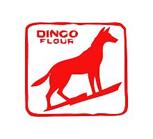 Dingo Flour  Photographic Print