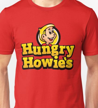 Hungry Howies Pizza Papa Johns El jefe Unisex T-Shirt