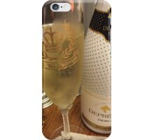 Love for Champagne! iPhone Case/Skin