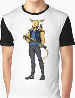 Otherworlds Etaviveec Assassin RPG Graphic T-Shirt