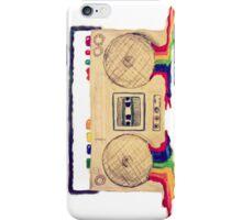 Rainbow Bleeding Stereo Phone Case iPhone Case/Skin
