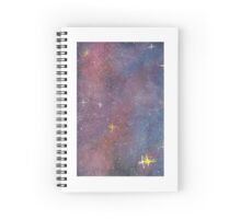 GALAXY Spiral Notebook