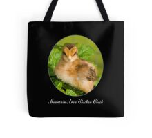 Mountain Area Chicken Chick Tote Bag