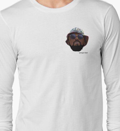 Schoolboy Q - RSHH Cartoon Long Sleeve T-Shirt