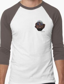 Schoolboy Q - RSHH Cartoon Men's Baseball ¾ T-Shirt