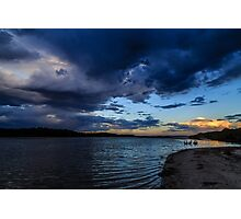 Bremer Bay Storm Clouds Photographic Print