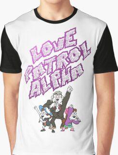 Love Patrol Alpha Graphic T-Shirt