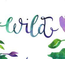 Lakeside New: Wild Sticker