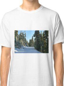 Hurricane Ridge Road, Olympic National Park, Washington Classic T-Shirt