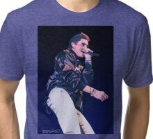 iridescent Tri-blend T-Shirt