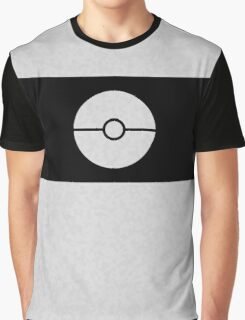 Pokemon CAMO White Graphic T-Shirt