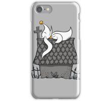Zero Nightmare Before Snoopy iPhone Case/Skin