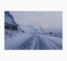 Route 61, Isafjordur, Westfjords, Iceland Kids Tee