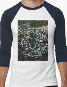 my garden: aesthetic flora Men's Baseball ¾ T-Shirt