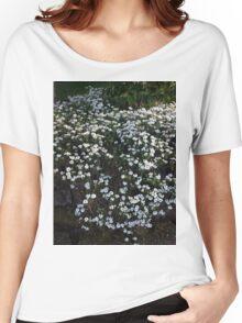 my garden: aesthetic flora Women's Relaxed Fit T-Shirt