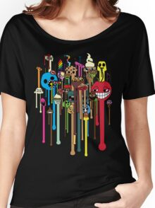 melting faces sweets Women's Relaxed Fit T-Shirt