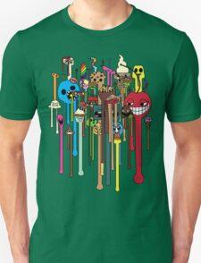 melting faces sweets Unisex T-Shirt