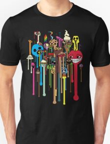 melting faces sweets T-Shirt