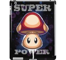Super Power iPad Case/Skin