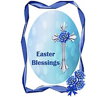 Easter Blessings (1641 Views) Photographic Print