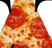 Pizza Sigma Delta Tau Sticker