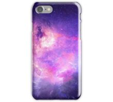 Purple Space iPhone Case/Skin