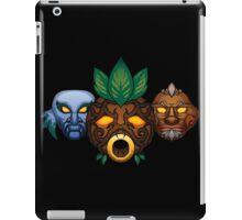 Faces of the Hero iPad Case/Skin
