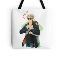 Doctor Who - Clara Charged Tote Bag