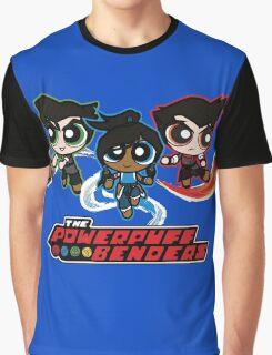 The Powerpuff Benders Graphic T-Shirt