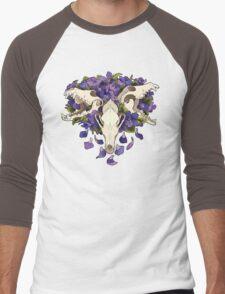 Dog violet- Cerberus Men's Baseball ¾ T-Shirt