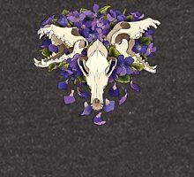 Dog violet- Cerberus Unisex T-Shirt