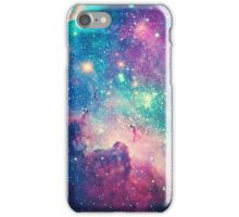 Blue Space iPhone Case/Skin