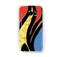 Ember Badge Samsung Galaxy Case/Skin