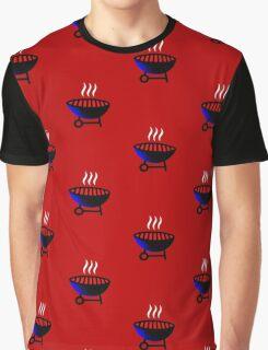 Smoky BBQ....!  Graphic T-Shirt