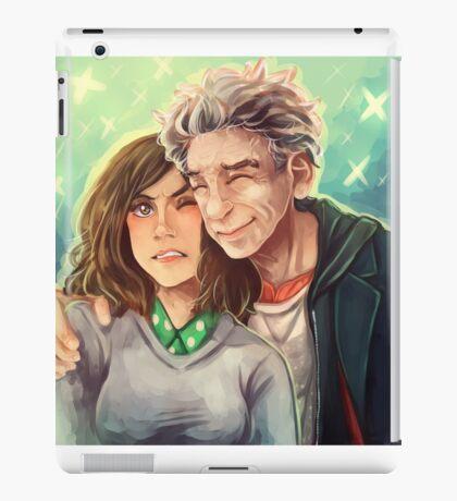 Doctor Who - whouffaldi switch iPad Case/Skin