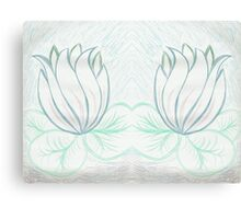 Lovely Light Lily Canvas Print