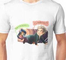 Doctor Who - TARDIS escape Unisex T-Shirt