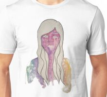 Stains on her skin Unisex T-Shirt