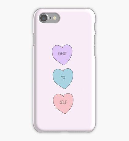 Treat Yo Self 2 iPhone Case/Skin