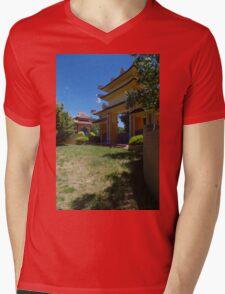 Exotic Canberra Mens V-Neck T-Shirt