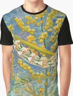 Cucullia Absinthii Caterpillar Graphic T-Shirt