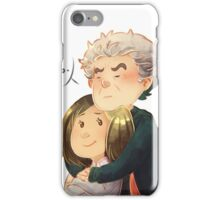 Doctor Who - Not a hug iPhone Case/Skin