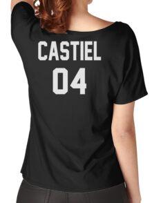 Supernatural Jersey (Castiel Novak) Women's Relaxed Fit T-Shirt