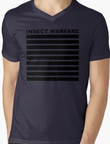 Insect Warfare - Noise Grind Power Death Mens V-Neck T-Shirt