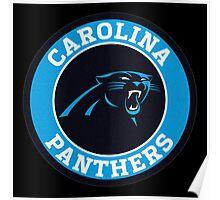 Carolina Panthers Club Poster