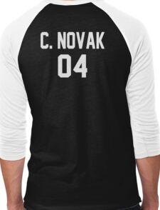 Supernatural Jersey (Castiel Novak) Men's Baseball ¾ T-Shirt
