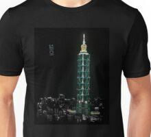 Taipei 101 Unisex T-Shirt